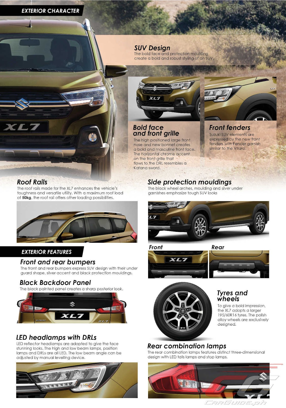 could the p 1 068m 2020 suzuki xl7 stir up the 7 seater small suv segment w specs brochure carguide ph philippine car news car reviews car prices could the p 1 068m 2020 suzuki xl7 stir