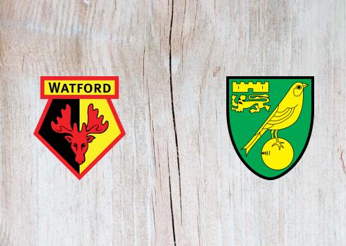 Watford vs Norwich City -Highlights 07 July 2020