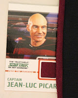 TNG season 2 admiral uniform - trousers trim fabric color