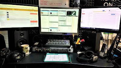 Affinity Radio Studio 1