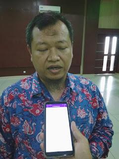 Kepala BPS Kabupaten Batanghari Secara Resmi Membuka Pelatihan Petugas Survey Angkatan Kerja Nasional Sakernas Dan Sosialisasikan SP2020.
