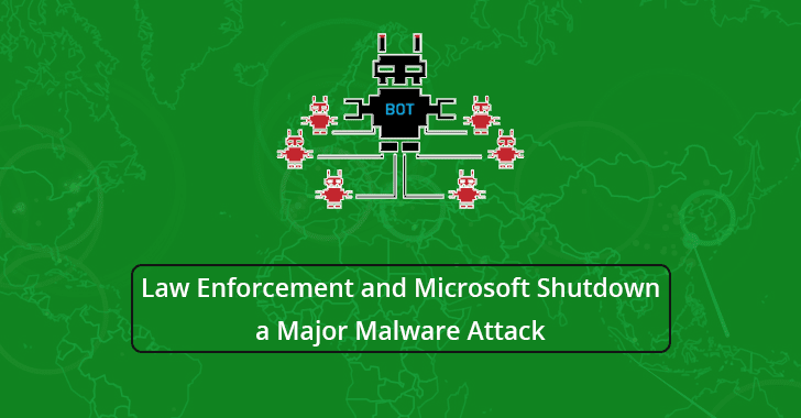Major Malware Attack