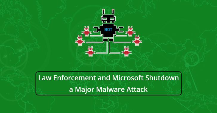 Major Malware Attack
