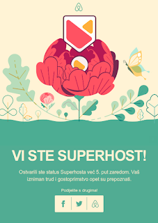 Summer 2019, Apartment Romina - Pula: Airbnb Superhost 5th time in a row.
