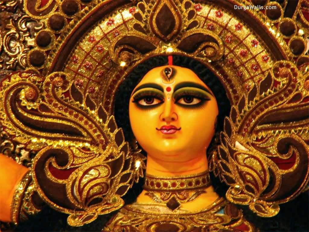 Face Of Durga Ji