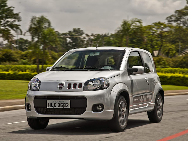 Fiat Palio 2012 - recall