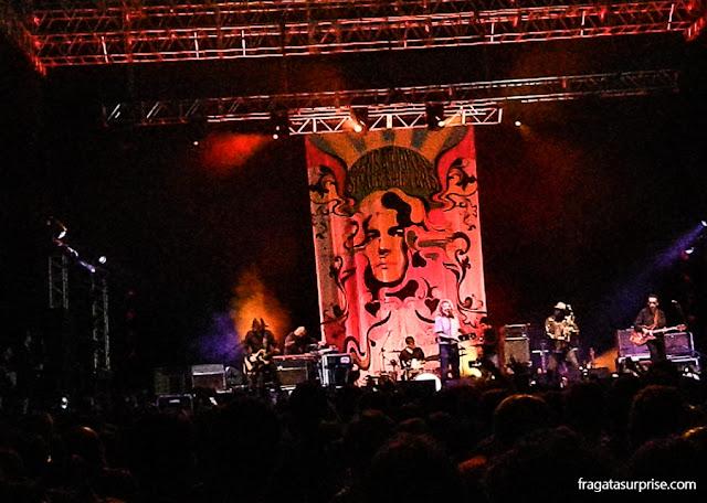 Show de Robert Plant em Brasília, 2012