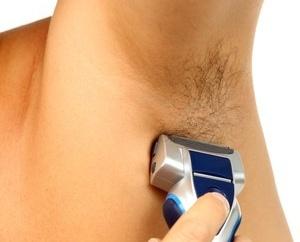 Stop Mencukur bulu ketiak, Inilah Bahaya Jika Terlalu Sering Mencukur Bulu Ketiak