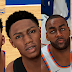 NBA 2K21 New York Knicks Cyberfaces Update Pack (Barrett,Bullock,Burks,Payton) by VinDragon