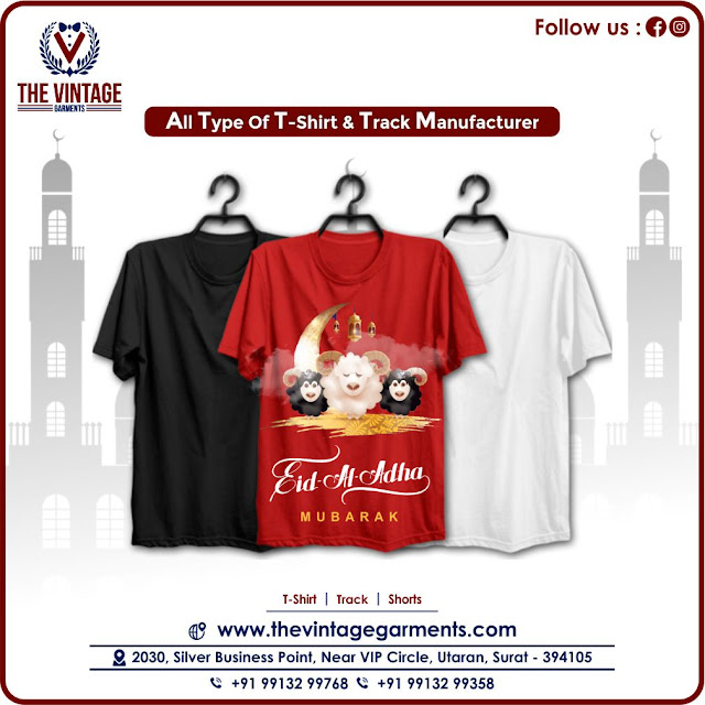 All Types Of T-shirt, Track And Leggings Manufacturer