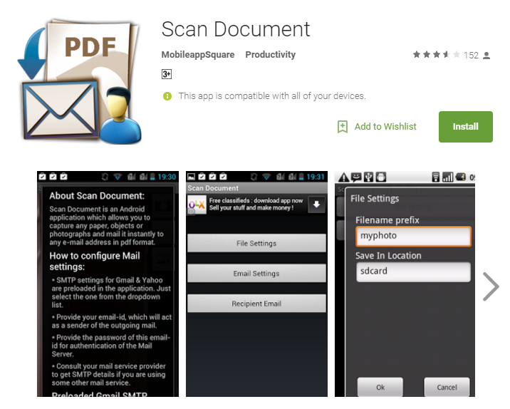 merge scanned documents into one pdf