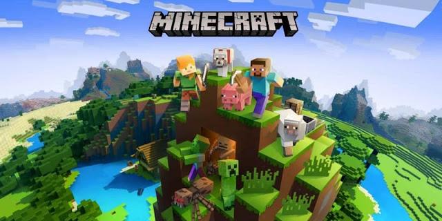 لعبة Minecraft على المتصفح على ويب