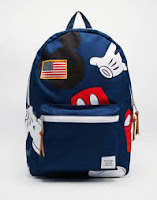 Herschel Supply Co - Zaino blu navy con Topolino € 89,99