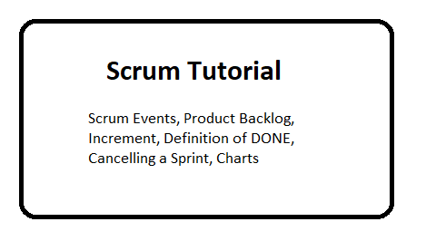 Scrum Tutorial - part 2