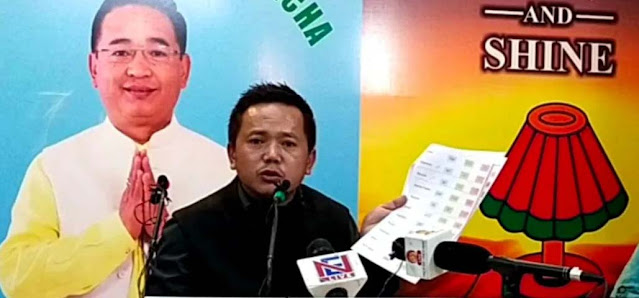 SKM condemns Darjeeling MLA Zimba's remark on Sikkim people, seeks apology
