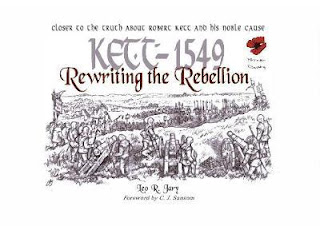 Cover of Jary's book on Kett's Rebellion