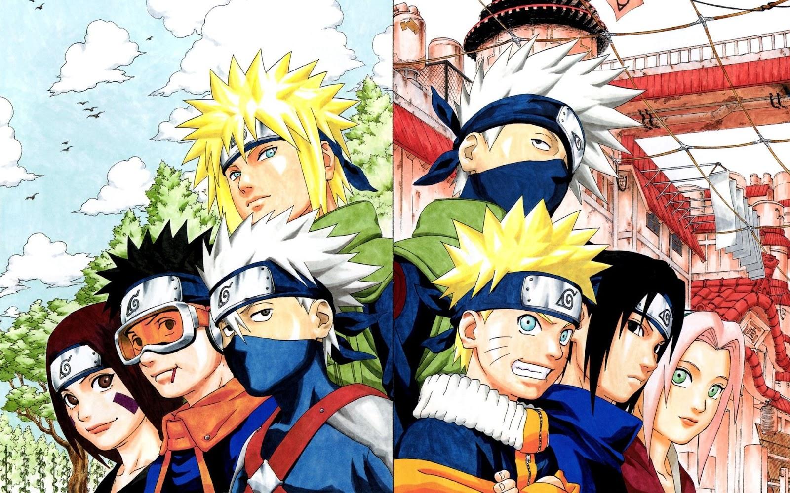 Kumpulan Wallpaper Naruto Hd Lengkap Terbaru Saku Share