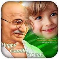 Gandhi Jayanti Photo Frames 2019 Apk Download for Android