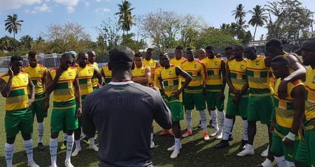 Chute pour le Cameroun qui perd 3 places au classement FIFA
