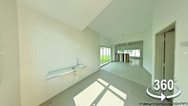 Taman Titi Heights TIngkat Titi Teras Balik Pulau Terrace Corner Raymond Loo 019-4107321
