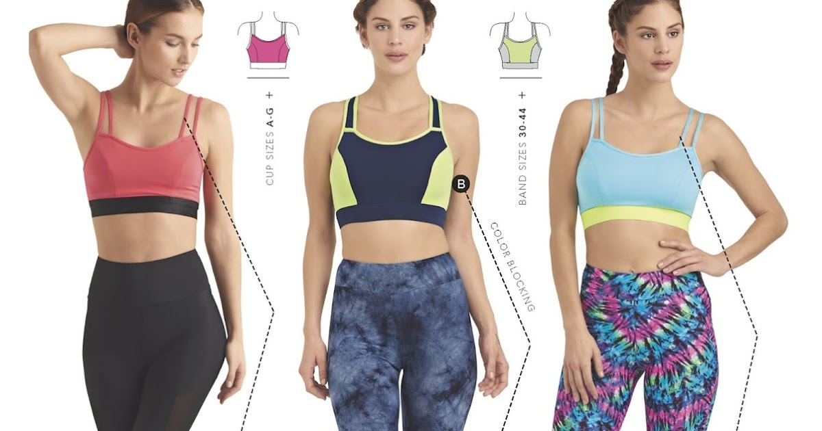 b1759d75e22 Fun Sized Fashion Blog: Sew Your Own Bra! Simplicity releases the 8339  pattern, 30A-44G