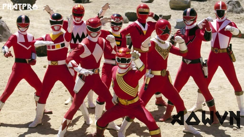 [ Phim 3gp Mp4 ] Power Ranger Forever Red | Vietsub – 10 Anh Em Siêu Nhân Đỏ  – Tuổi Thơ Dữ Dội
