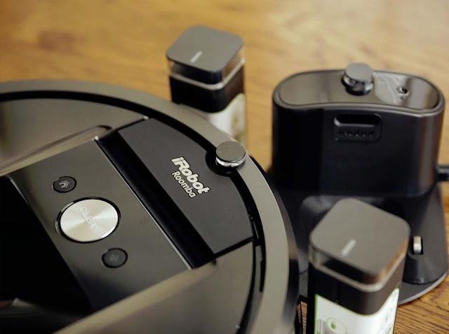iRobot Roomba 980 v kompletu