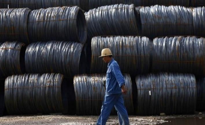 El 70% del acero que se requiere en México se importa de países como China  Suecia, Francia y Alemania. (Foto: Cortesía)