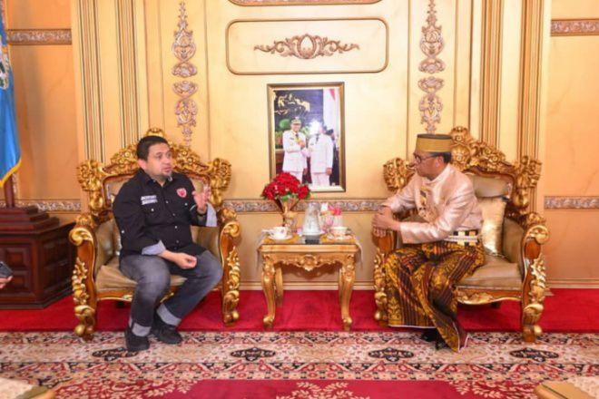Begini Kata Nurdin Abdullah Terkait Penundaan Laga PSM Makassar Vs Persija
