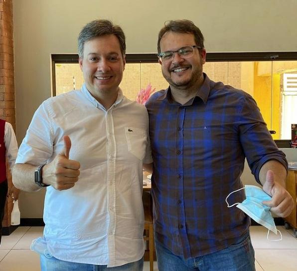 Após reunião com o prefeito Toninho, deputado estadual Júnior Araújo destina recursos para Várzea