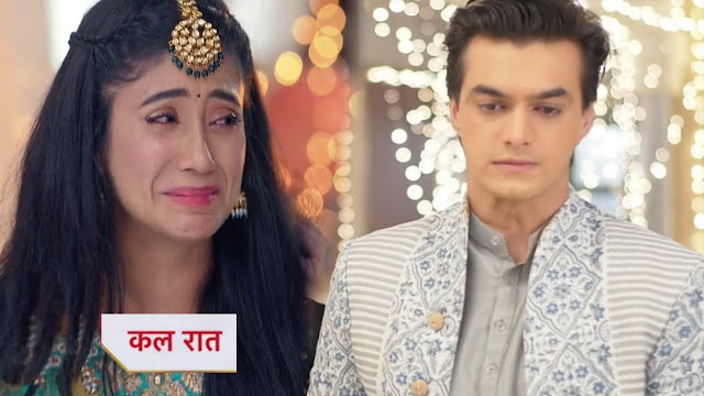 Major Face-off : Kartik to question Naira and Mihir's love affair seeing Kairav in YRKKH