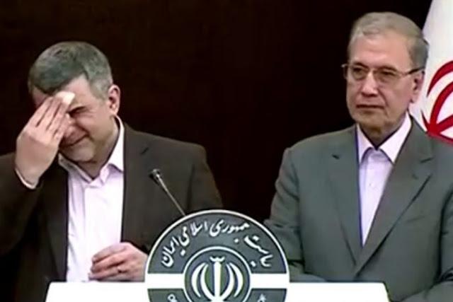Il viceministro della sanità iraniano infettato da coronavirus, al servizio dei pazienti