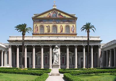 La Basilica di San Paolo fuori le Mura, il chiostro cosmatesco e l'area archeologica - Visita guidata Roma