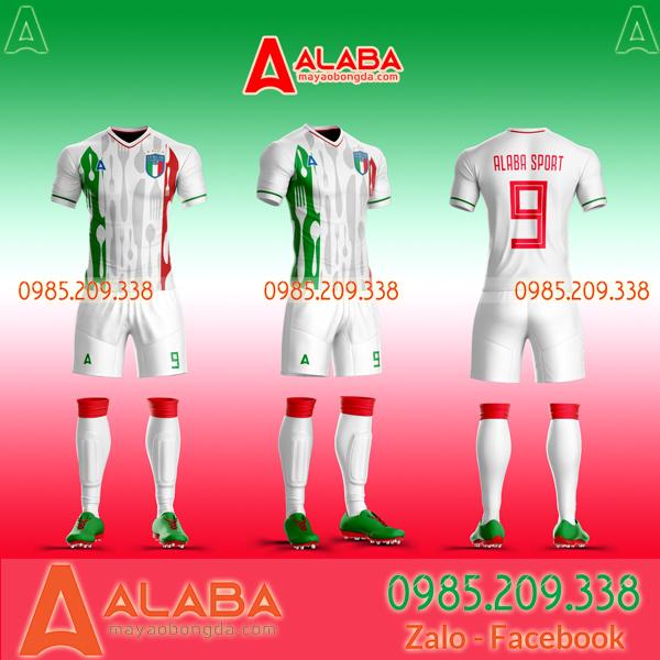 Áo Ý trắng 2020