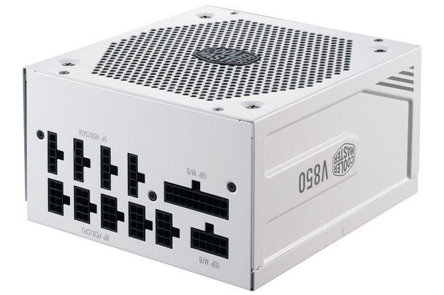 Cooler Master V850 Gold V2 White Edition Modüler Kablo Yönetimi