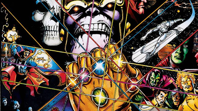 Top 5 Komik Superhero Marvel dan DC Karya George Perez