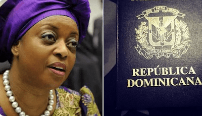 image result for Diezani Alison Madueke Dominican Republic citizenship