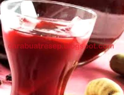 Foto Resep Minuman Tamarind/Tamarin Asam Jawa Khas Timur Tengah Segar Sederhana Spesial Asli Enak