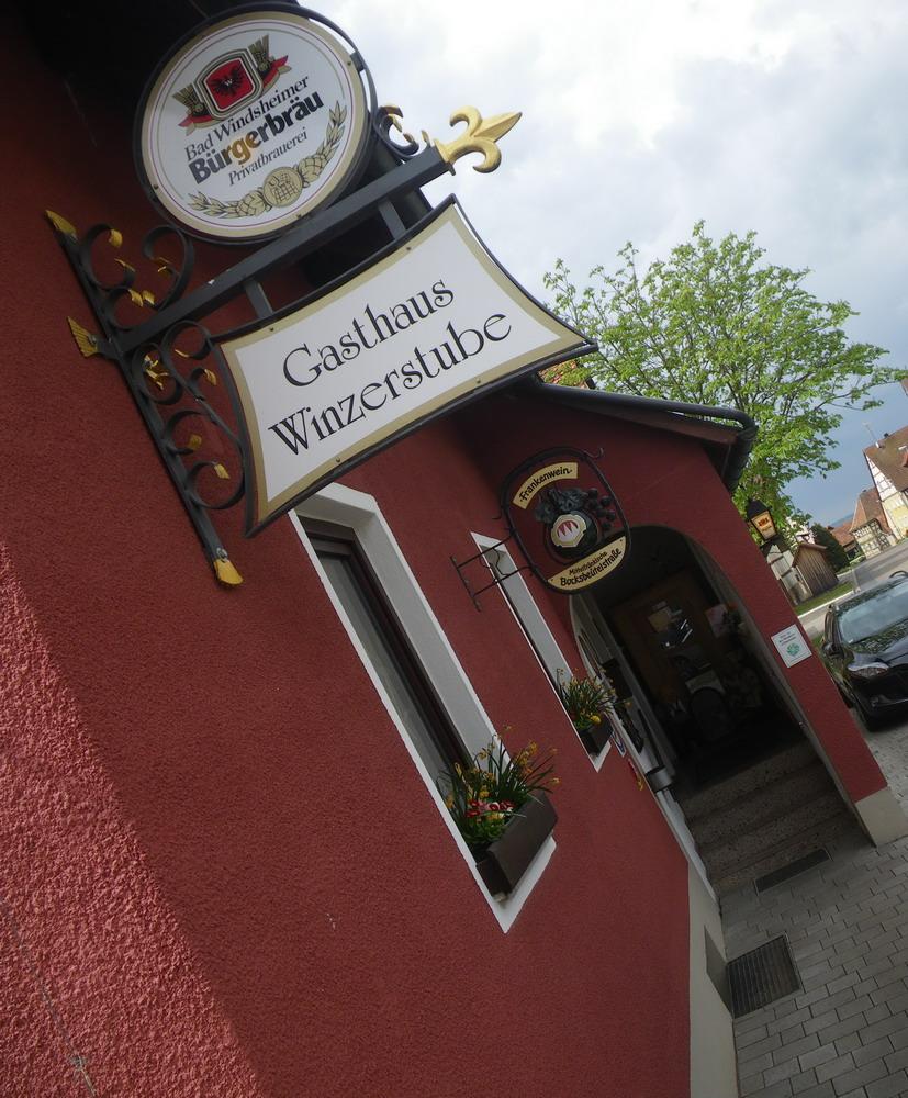 auswärts essen regensburg: Karpfenessen im Gasthof Winzerstube in ...