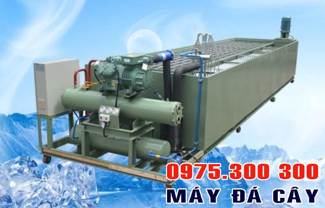 Sửa chửa máy làm nước đá cây tại Huế