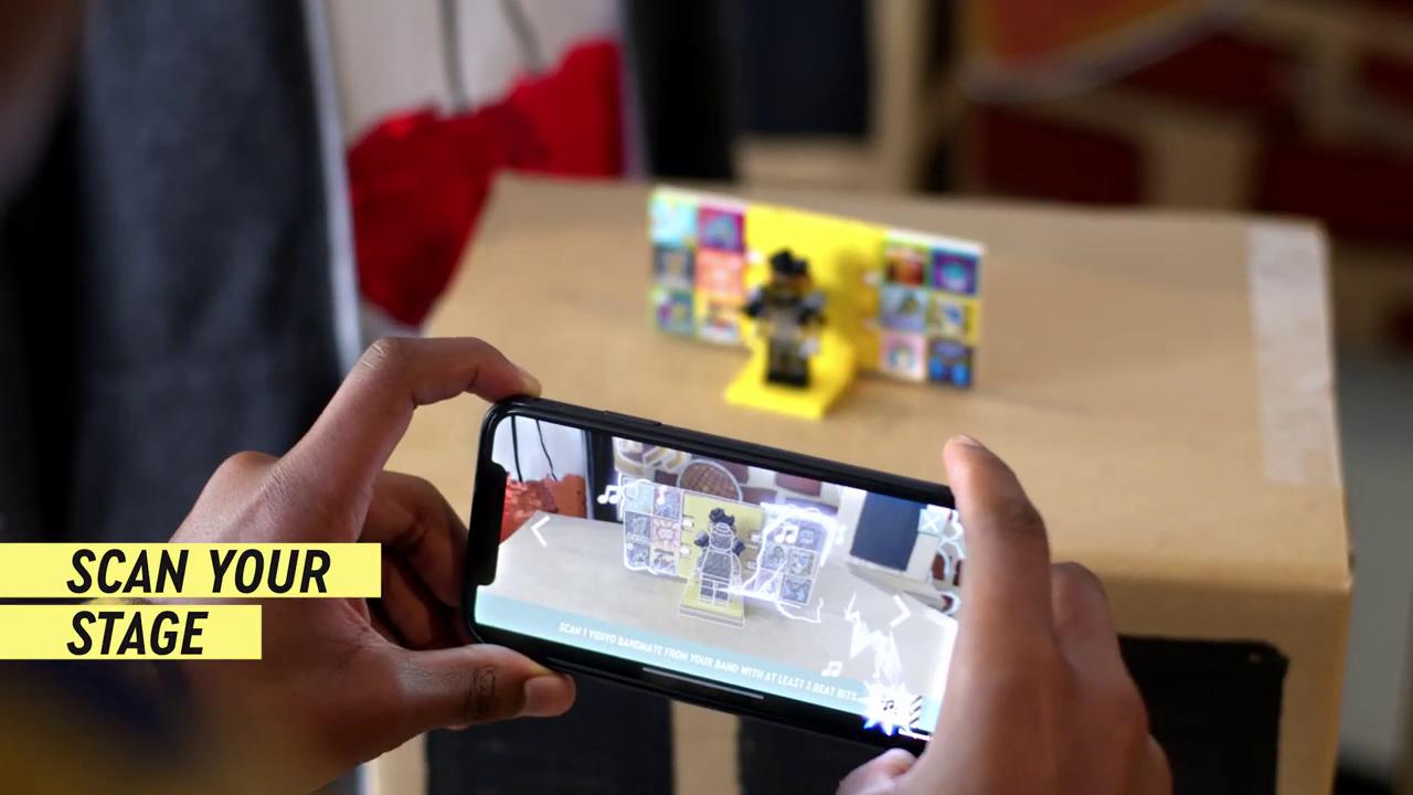 レゴVIDIYOはミュージックビデオを作る音楽シリーズ!公式新製品情報公開