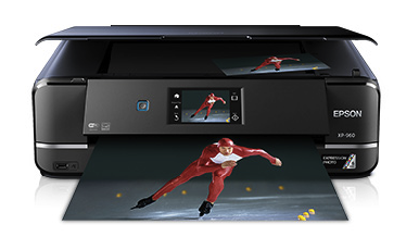 Epson XP-960 Driver Download Free