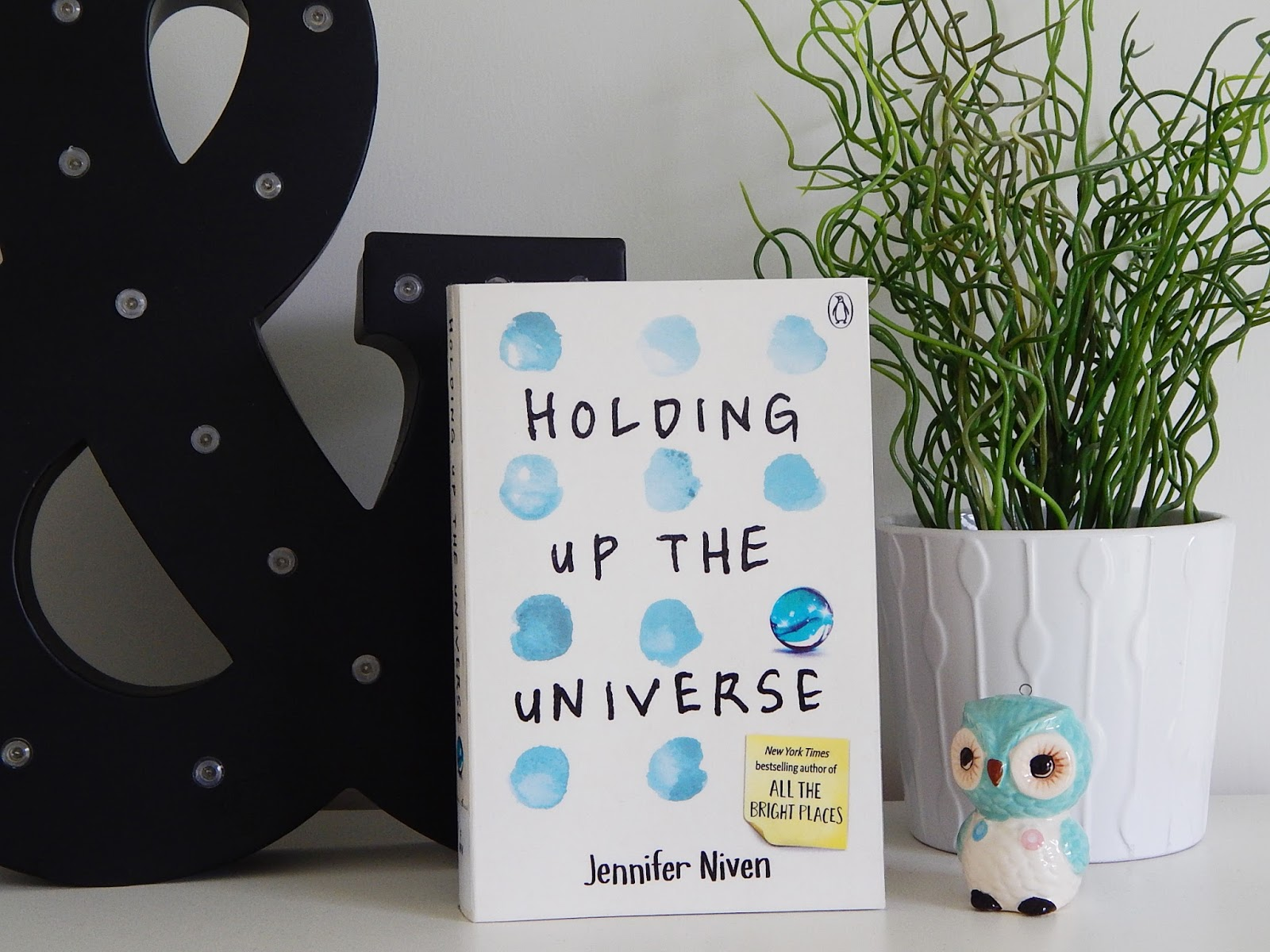 holding up the universe book pdf