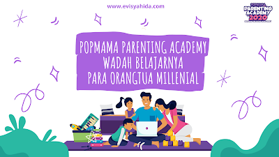 Popmama Pareting Academy 2020