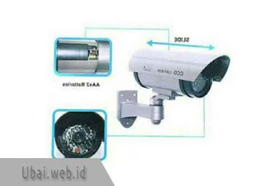 Kamera CCTV Mainan