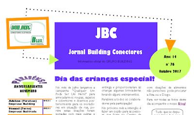 JBC: Edição de outubro 2017
