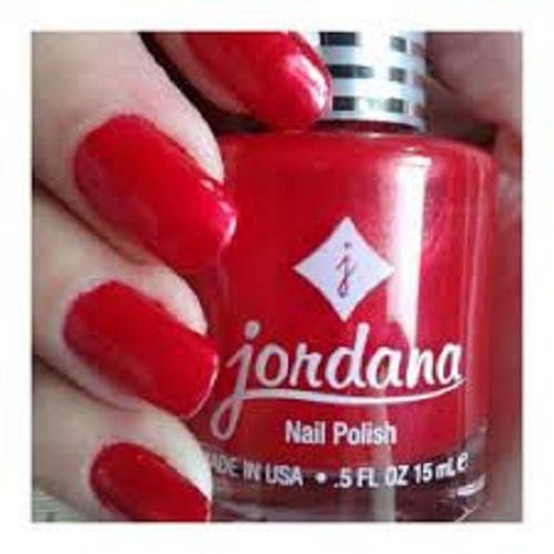 Nail Polish Red color Nail enamel Branded Quality NailPolish Jordana long lasting