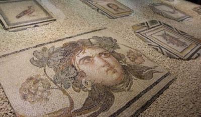 Πόλος έλξης τα ψηφιδωτά της αρχαίας πόλης Ζεύγμα στην Τουρκία