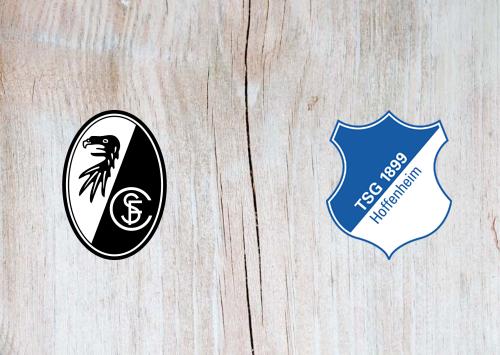 Freiburg vs Hoffenheim -Highlights 24 April 2021