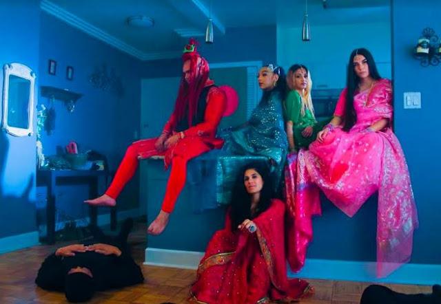 "LA hiphop crew Bhanga Bangla outs their new banger ""Borof"""